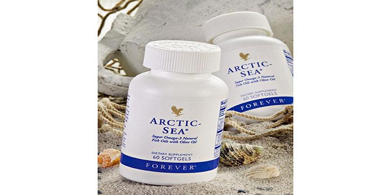 قرص مکمل غذایی فوراور لیوینگ Arctic Sea -1