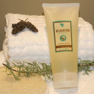 Forever living Relaxation Shower Gel -1