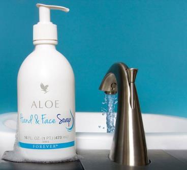 Forever living Aloe Hand & Face Soap -1